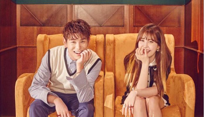 Eric Nam dan Jeon Somi Rilis Duet Unyu Lewat Lagu 'You Who?'