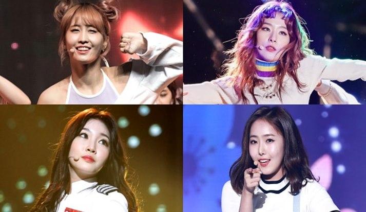 4 Idol K-pop Wanita 'Mesin' Dance Generasi Baru