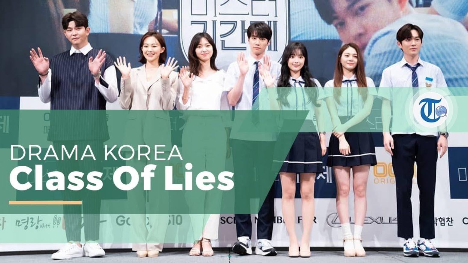 Sinopsis & Biodata dan Foto Pemain Drama Korea 'Class of Lies' (2019)