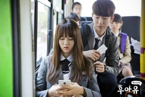 Profil & Foto Pemain Drama Who Are You: School 2015 Lengkap