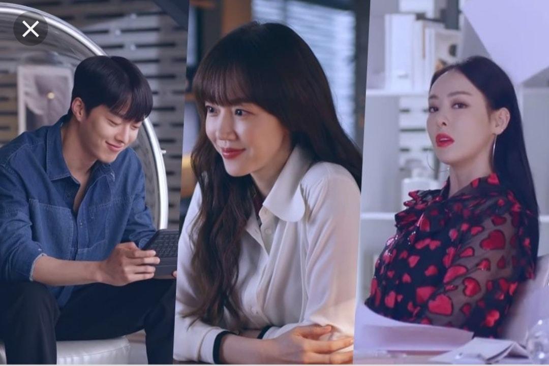 Sinopsis & Daftar Lengkap Pemain Drama Korea Search: WWW {2019}